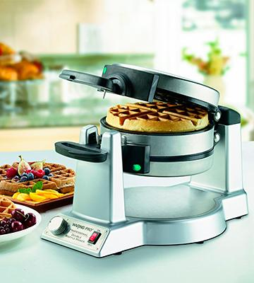 Review of Waring WMK600 Double Belgian Waffle Maker