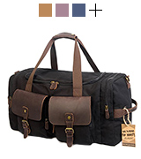 Suvom Military Weekend Bag Luggage