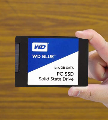 Review of WD Blue SSD