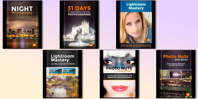 Review of Digital Photography School Home Courses