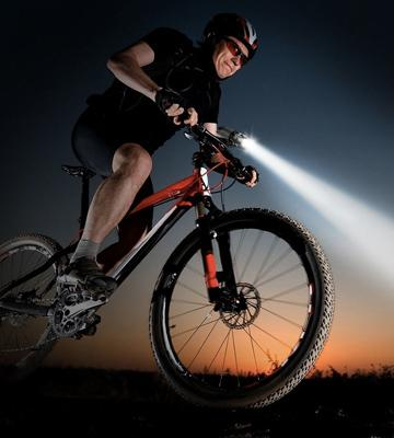Review of Blitzu Super Bright USB Rechargeable Bike Light