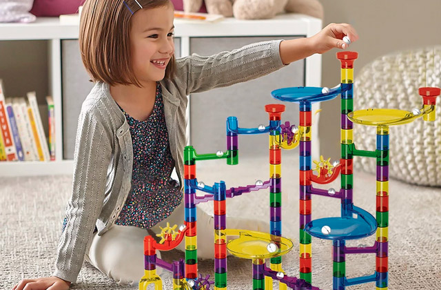 Best Marble Runs to Develop Kids' Logical Thinking
