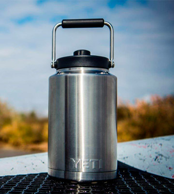 Review of YETI Rambler Stainless Steel Gallon Jug