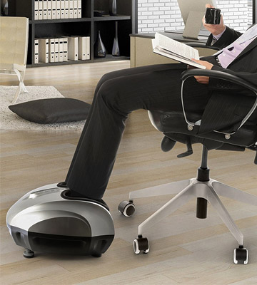 Review of Miko Shiatsu Foot Massager With Switchable Heat