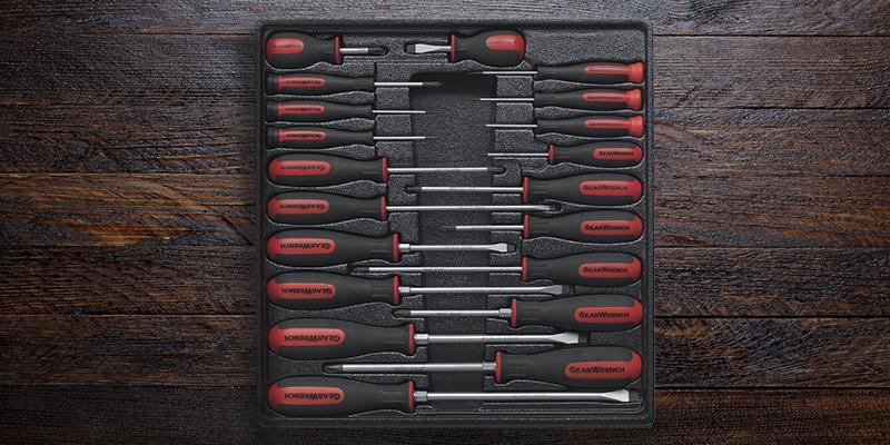 Review of GearWrench 80066 20 Piece Master Dual Material Screwdriver Set