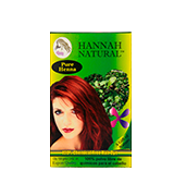 Hannah Natural Pure Henn 100% chemical free all natural herbal henna