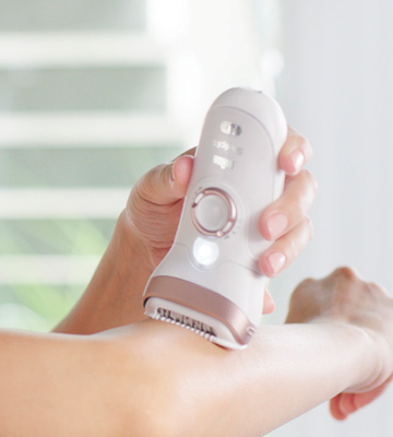 Review of Braun Silk-épil 9-890 Sensosmart Epilator with Shaver and with Shaver and Face/Bikini Trimmer