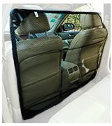 ColorPet Deluxe Car Pet Barrier