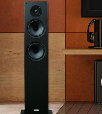 Review of Onkyo SKF-4800 2-Way Bass Reflex Floor-standing Speakers