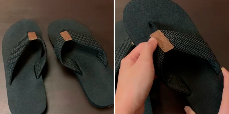 Review of MAIITRIP Soft Comfort Flip Flops
