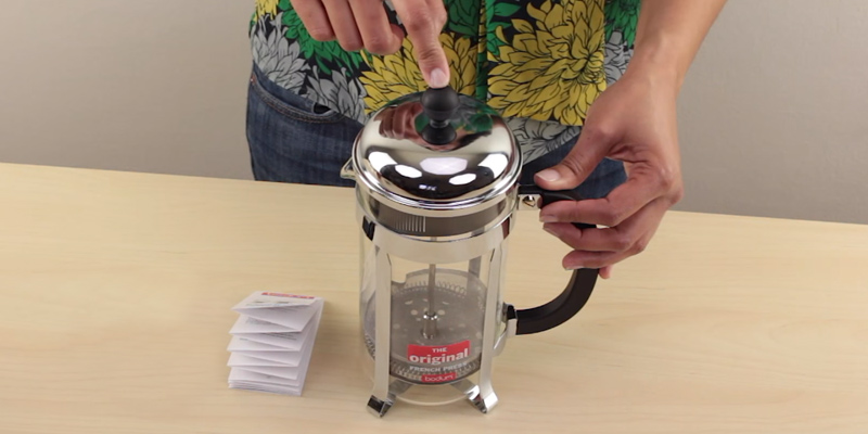 Review of BODUM Chambord 8 cup French Press Coffee Maker