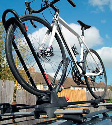 Review of Yakima FrontLoader Rooftop Bike Rack