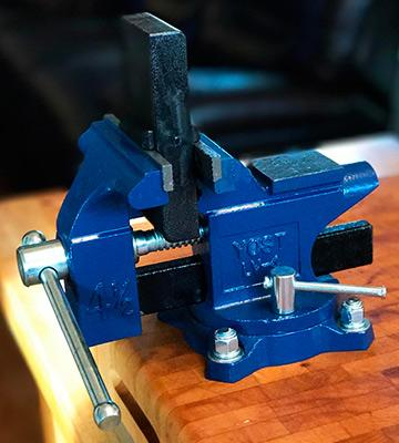 Review of Yost Tools LV-4 Home Vise