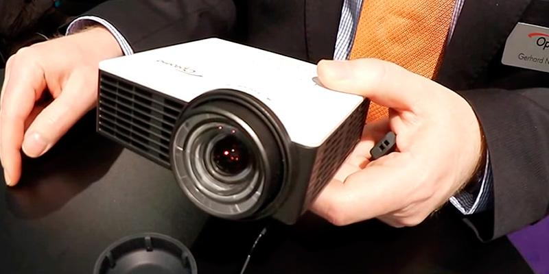 Review of Optoma ML750ST Ultra-Compact Projector