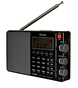 Tecsun PL880 Portable Digital PLL Dual Conversion AM/FM, Longwave & Shortwave Radio with SSB (Single Side Band) Reception