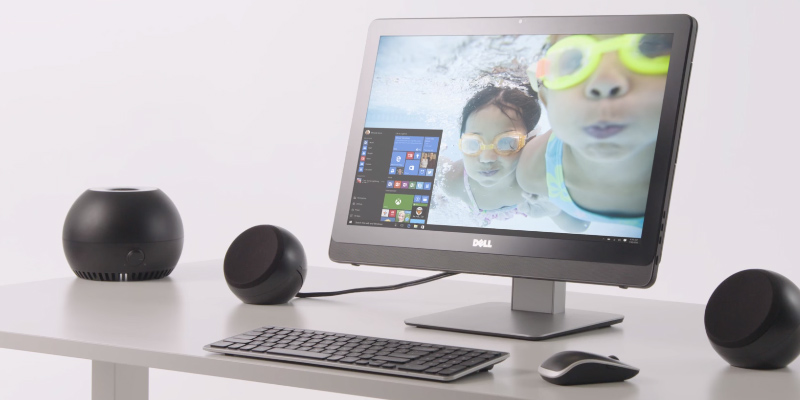 Detailed review of Dell Inspiron 24 3000 All-In-One Computer