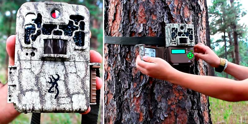 Review of Browning Trail Cameras Game Camera
