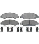 ACDelco 17D1367CH Professional Ceramic Brake Pads