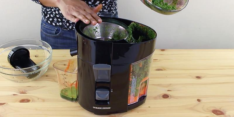 Detailed review of BLACK+DECKER JE2200B Juice Extractor