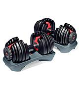 Bowflex 552 SelectTech Adjustable Dumbbells (Pair)