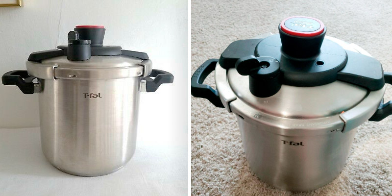Review of T-fal P45009 Clipso Pressure Cooker Cookware