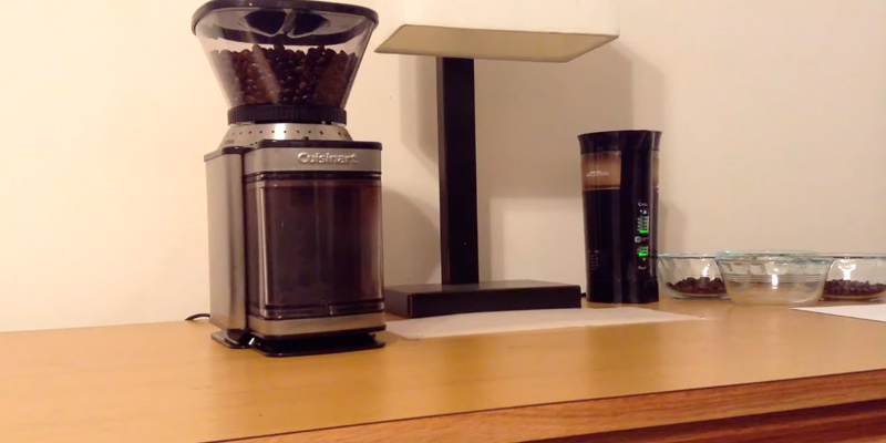 Review of Cuisinart DBM-8 Supreme Grind Automatic Burr Mill