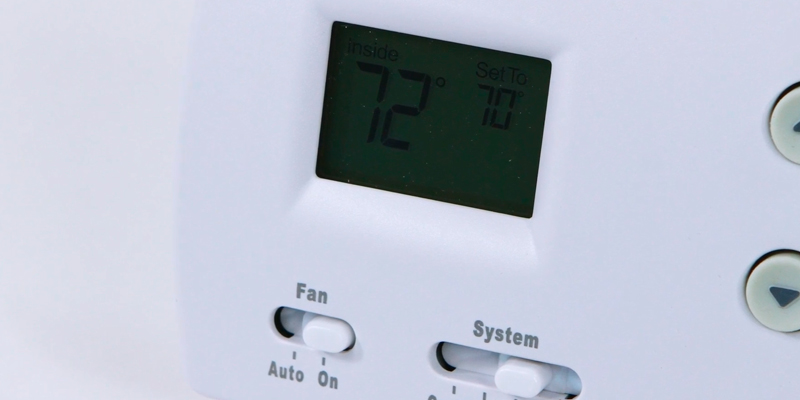 Detailed review of Honeywell TH3110D1008 Digital Thermostat
