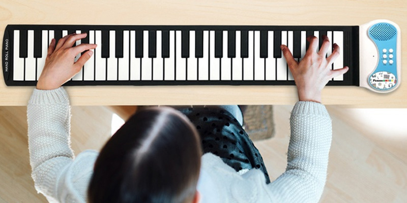 Review of PicassoTiles Flexible Digital Music Piano Keyboard
