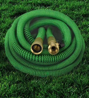 Review of GrowGreen 91-GHB-50 Expanding Garden Hose