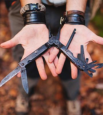 Review of SOG PowerAssist B66N-CP Multi-Tool