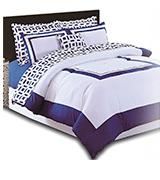 Utopia Bedding Bed-in-a-Bag Super Soft Comforter Set