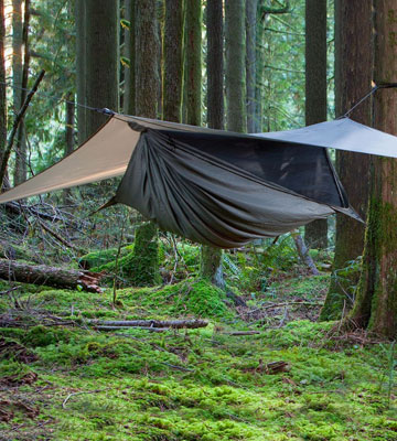 Review of Hennessy Hammock Expedition Series
