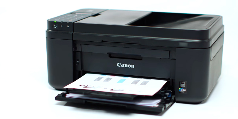 Canon MX492 Wireless All-In-One Small Printer in the use