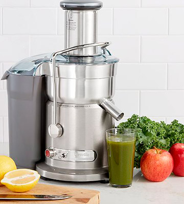 Review of Breville 800JEXL Juice Extractor