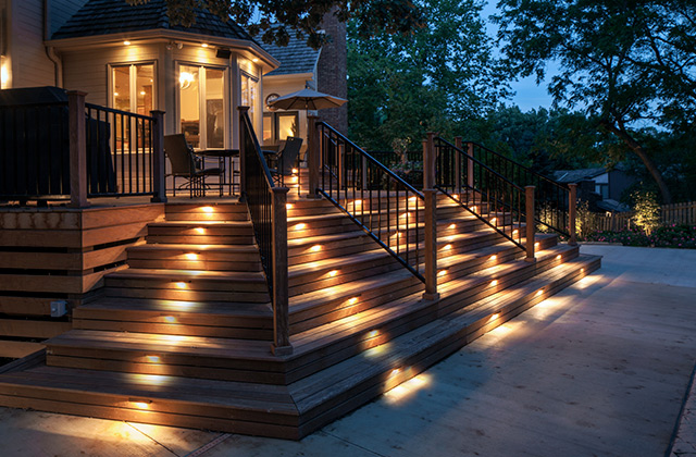 Best Outdoor Lighting to Illuminate Exterior Space