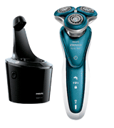 Philips Norelco S7371/84 Electric Shaver 7500 for Sensitive Skin