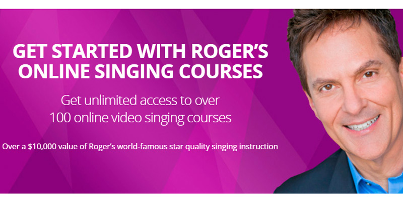 Review of Roger Love Singing Academy Sing like a Star. Secret method.
