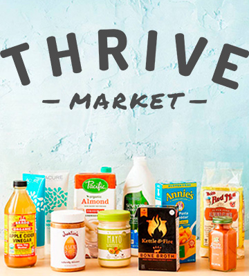 Review of Thrive Market Healthy Food Service