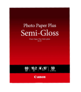 Canon 50-Pack Photo Paper Plus Semi-Gloss