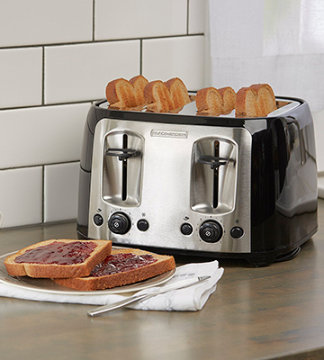 Review of BLACK + DECKER TR1478BD Toaster