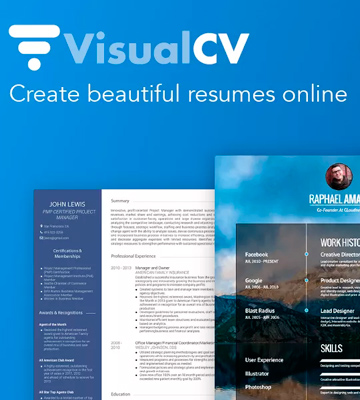 Review of VisualCV Resume Builder