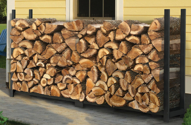 Best Firewood Racks to Keep Wood Organized