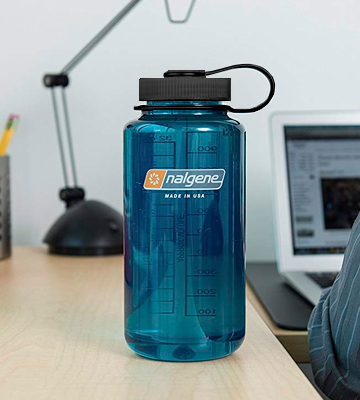 Review of Nalgene Tritan Wide Mouth BPA-Free Water Bottle