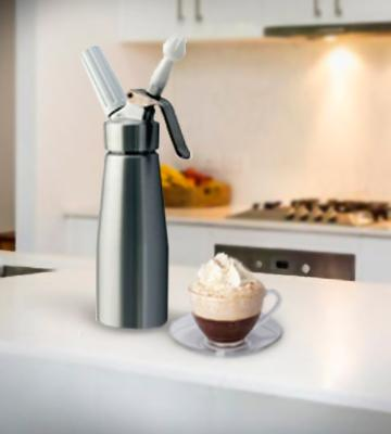 Review of Whip'n'Cream WC-1Pt Combo Whipped Cream Dispenser