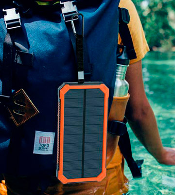 5 Best Solar Chargers Reviews of 2019 - BestAdvisor com