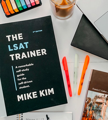 Review of Mike Kim The LSAT Trainer: A Remarkable Self-Study Guide For The Self-Driven Studen