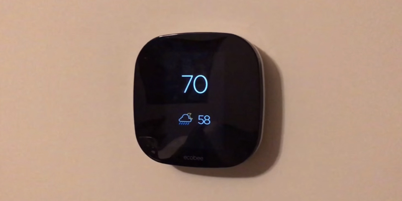 Review of ecobee3 lite (EB-STATE3LT-02) Smart Thermostat (2nd Gen)