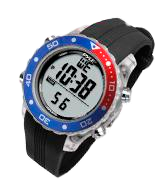 Pyle Multifunction Water Sport Wrist Watch