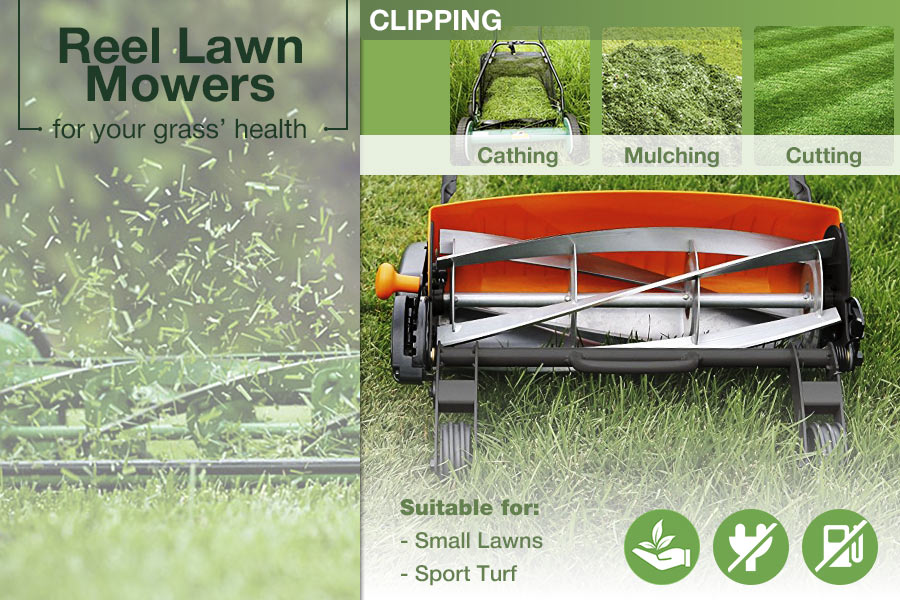 Comparison of Reel Push Lawn Mowers to Keep Your Lawn Tidy