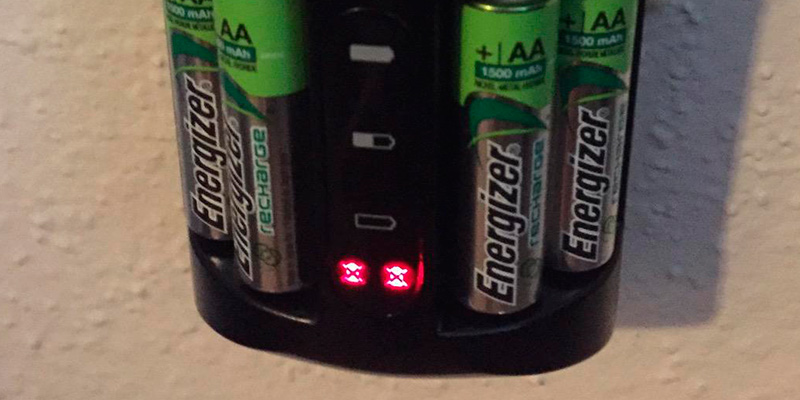 Detailed review of Energizer Pro Charger for AA and AAA